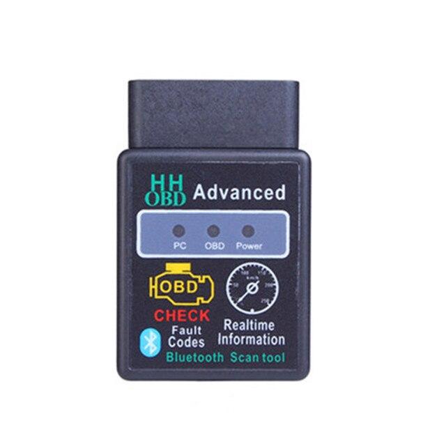 Mini OBD2 ELM327 V2.1 Bluetooth Car Scanner Android Torque BUS Check Engine Auto Diagnostic Scan Tool