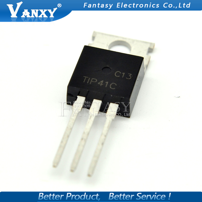 10PCS TIP31C TIP32C TIP41C TIP42C LM317T IRF3205 Transistor TO-220 TO220 TIP31 TIP32 TIP41 TIP42 LM317 IRF3205PBF