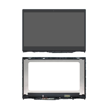 "15.6 ""LCD Display Matrix Touch Screen Digitizer Assembléia Painel Para Lenovo Flex 5 15 YOGA 520-15IKB 80X9 80XB 80CA 81CA 1"