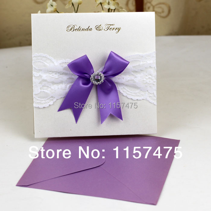 Hi1005 hot sale pearl white wedding cards design with lace ribbon hi1005 hot sale pearl white wedding cards design with lace ribbon bow buckle in cards invitations from home garden on aliexpress alibaba group stopboris Image collections