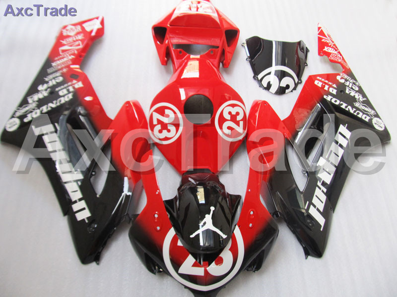 Fit For Honda CBR1000RR CBR1000 CBR 1000 2004 2005 04 05 Motorcycle Fairing Kit High Quality ABS Plastic Injection Molding C234 motorcycle aluminum engine stator cover crank case for honda cbr1000rr cbr 1000 rr 2004 2005 04 05 new