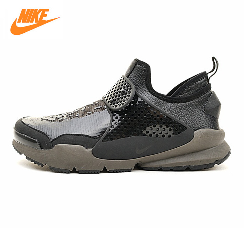 Nike SOCK Dart x Stone Island Для мужчин кроссовки, черный/темно-синий, нескользящие дышащие легкие 910090 001 910090 400