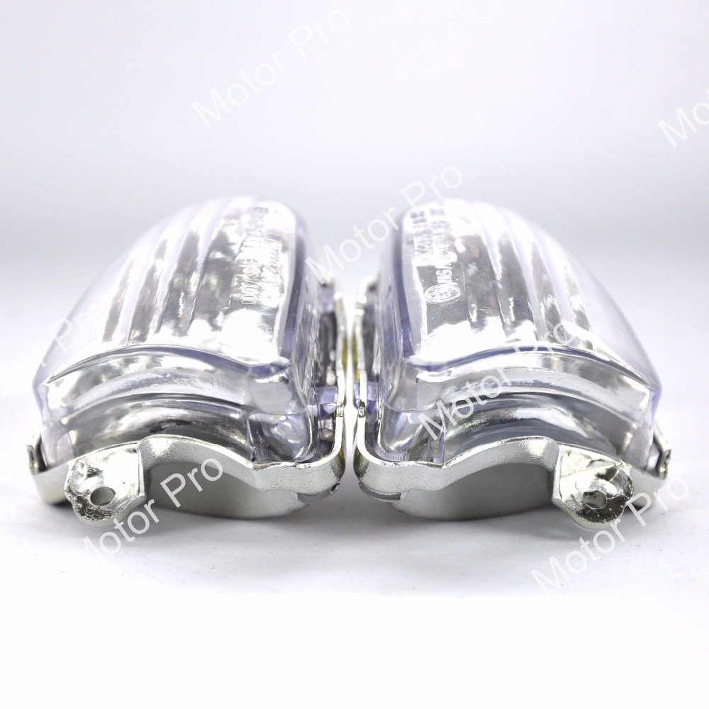Motorcycle FRONT Light Covers FOR HONDA CBR1100XX CBR 1100XX CBR1100 XX CBR 1100 XX 1997 1998-2006Turn Signal Lights Lens Covers for honda cbr 1100xx cbr1100xx cbr 1100 xx 1997 2007 motorcycle accessories folding extendable brake clutch levers