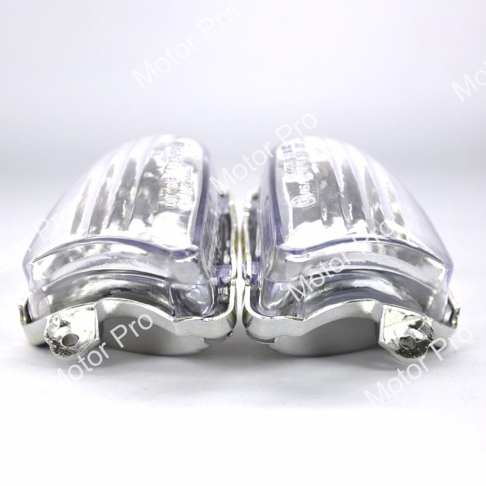 где купить Motorcycle FRONT Light Covers FOR HONDA CBR1100XX CBR 1100XX CBR1100 XX CBR 1100 XX 1997 1998-2006Turn Signal Lights Lens Covers по лучшей цене