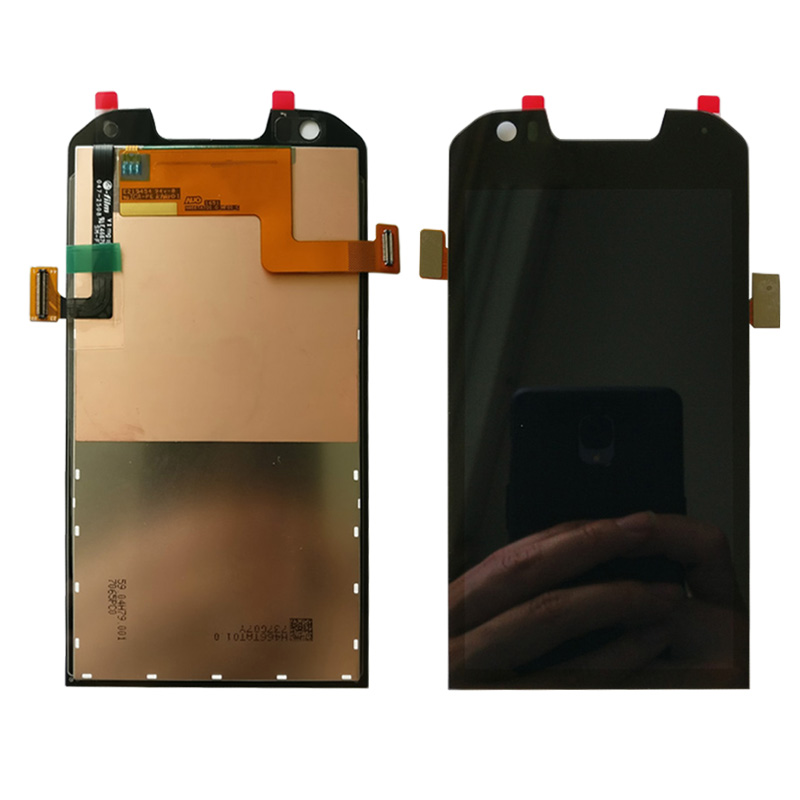 Honest Wholesale High Quality Oem Wholesale Black Touch Screen With Digitizer For Caterpillar Cat B15 Easy To Repair Cellphones & Telecommunications Mobile Phone Parts