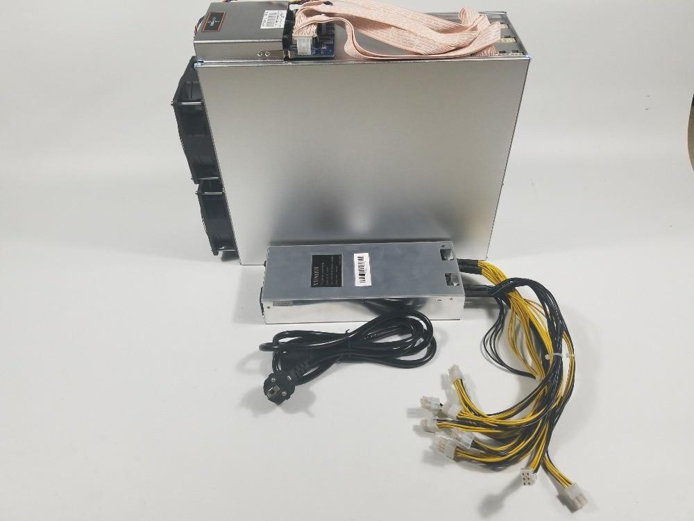 BITMAIN Asic ETH ETC mineur Antminer E3 190MH/S avec PSU Ethash Ethereum ETH mineur économique que 6 8 cartes GPU