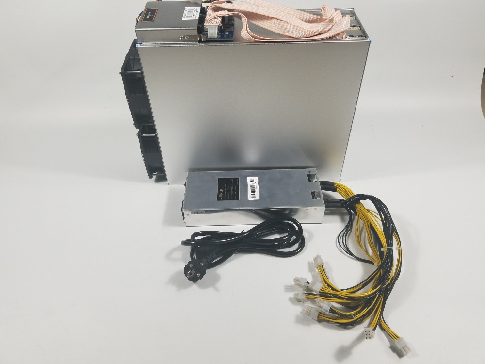 купить Newest Asic ETH ETC Miner Antminer E3 190MH/S With Power Supply Ethash Ethereum ETH Mining Machine Economic Than 6 8 GPU CARDS недорого