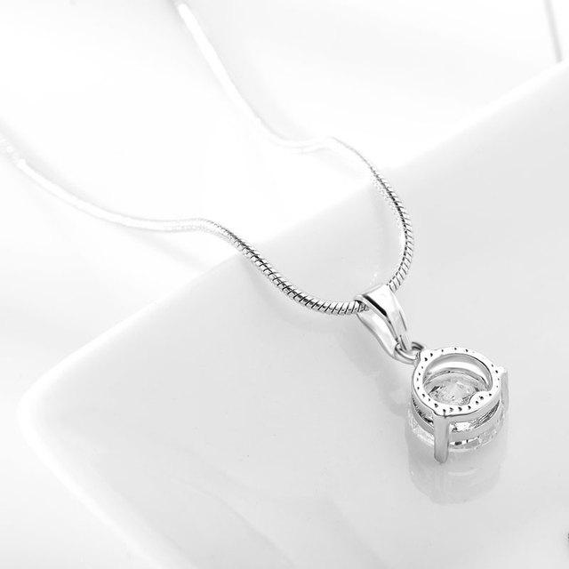 CARSINEL 21 colores conjuntos de joyas para mujer redondo circón cúbico hipoalergénico collar de cobre/pendientes conjuntos de joyería al por mayor