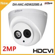 DAHUA HDCVI DOME Camera 1/2.8″ 2Megapixel CMOS 1080P IR 50M IP67 HAC-HDW2208E-A dahua cctv security camera dahua coaxial camera