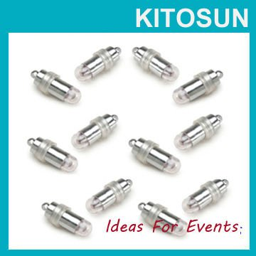 10pcs Mini LED Party Lights for Lantern Small Balloon Light Floral Mini Led  Lights for Wedding