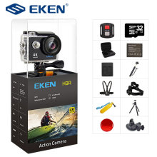 EKEN H9 Action Camera H9R wifi Ultra HD Mini Cam 4K/30FPS 1080p/60fps 720P/120FPS underwater Waterproof Video Sports Camera(China)