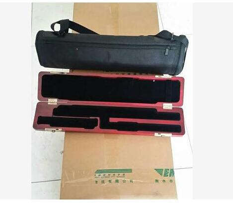 Flute Box Of High Grade Solid Wood And Soft Package Bags Cases In Parts Accessories From Sports Entertainment On Aliexpress