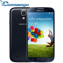 Abierto original samsung galaxy s4 siiii i9500 teléfono celular 16 gb/32 GB ROM Quad-core Cámara 13MP Quad Core NFC GPS reformado