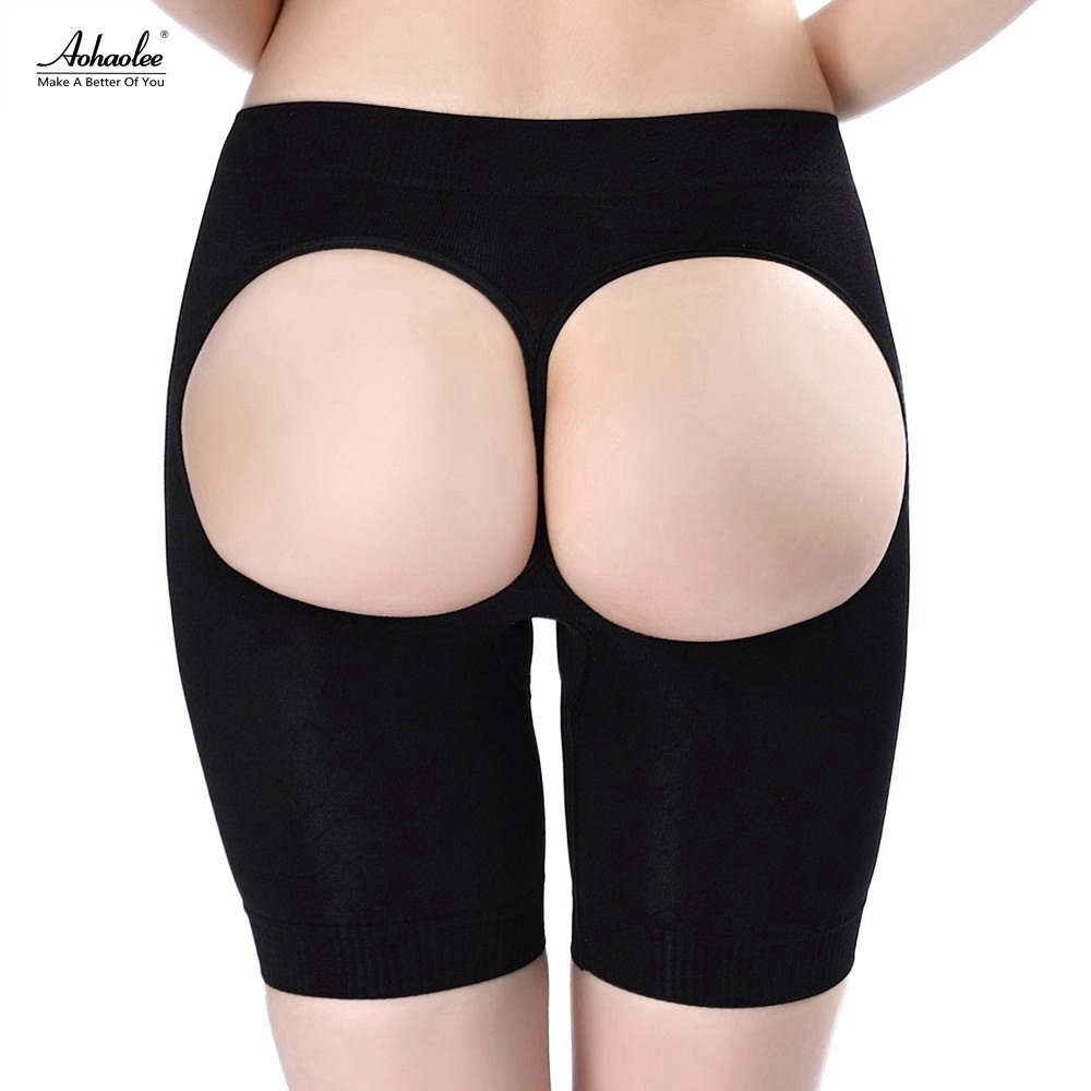 a03a4fdf0c FeelinGirl Butt Lifter Boy Short Panty Booty Enhancer Tummy Control Body Shaper  Butt Trainer Bum Lift ...
