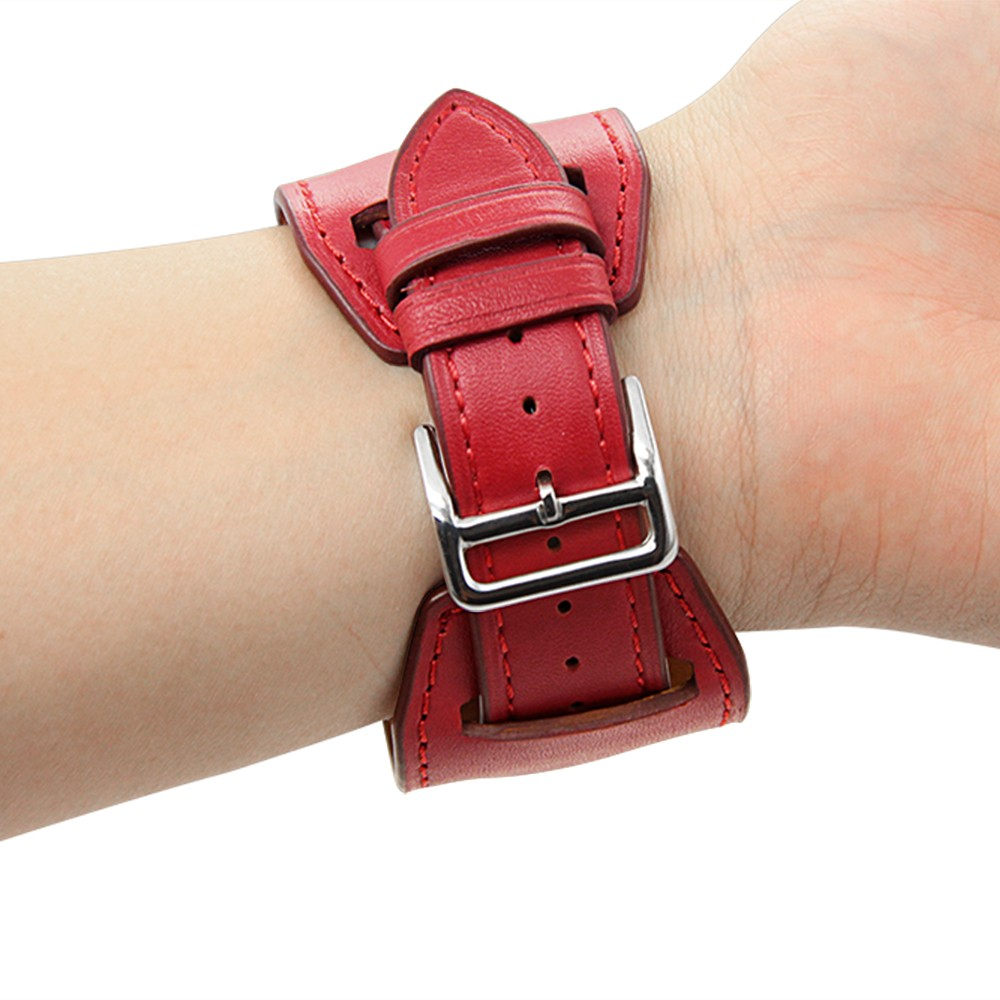 Apple Watch Cuff bracelet Red 3