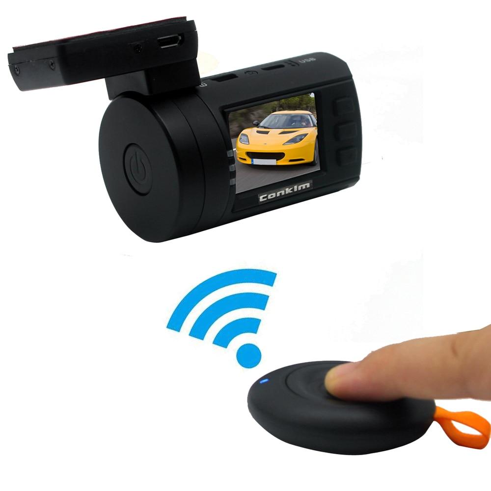 Conkim lente dupla câmera do traço carro gps dvr frente 1080 p fhd + câmera traseira 1080 p fhd guarda estacionamento auto registrador mini0906 pr0 dashcam - 3