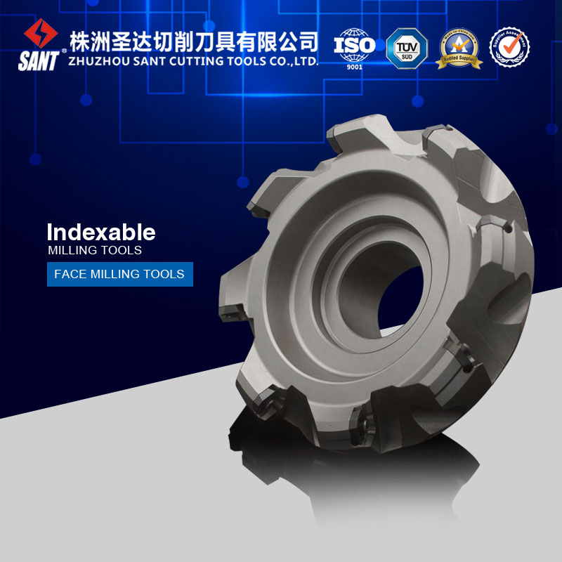 Indexable milling cutter milling tools Match insert SEET12T3 face cutter cutting disc FMA01-125-B40-SE12-08/AF01.12B40.125.08 high quality indexable milling cutter face milling tools bmr03 025 xp25 m for carbide insert xpht25r1204