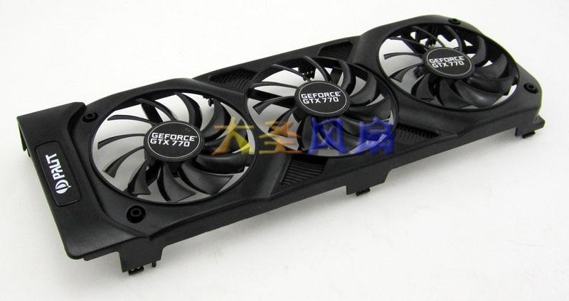 Original MSI for MAXSUN GTX770 graphics card fan PLA08010S12HH 12V 0.35A стоимость
