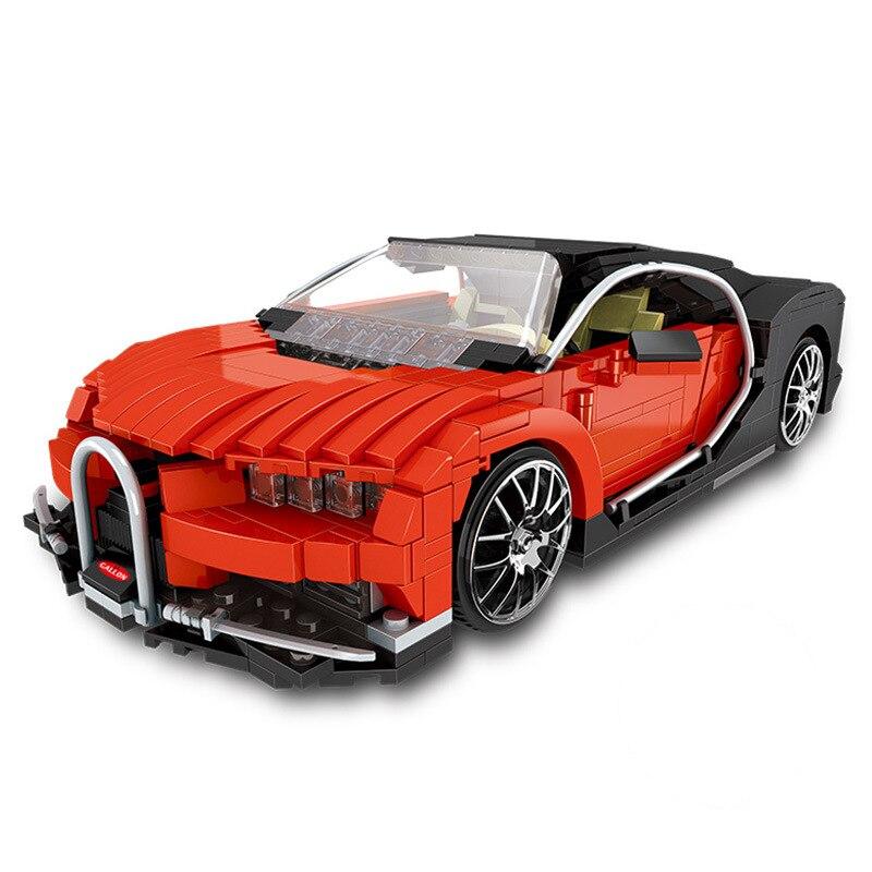 XingBao blocs Technic voiture modèle la rolls-royce Noble Set enfants éducatifs briques de construction jouets enfants cadeaux noël 03011