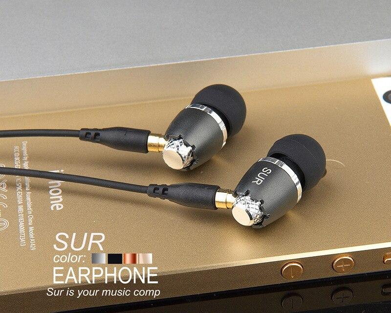 Diseño de moda Original JBMMJ SUR S520 En Auricular Auricular - Audio y video portátil - foto 3