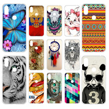 Anunob For Oukitel C13 Pro Case Cover 6.18 Soft Silicone TPU Bumper Back Coque C13Pro Fundas