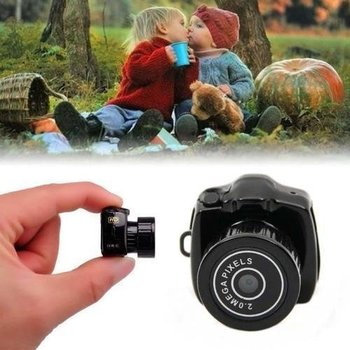 Mini Wireless Camera 720p Video Audio Recorder Camcorder Small DV DVR Secret Security Auto Sport Micro Cam CCTV Baby Monitor image