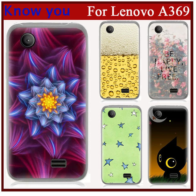 outlet store 16097 16d57 US $7.98 |Exclusive design Popular cartoon New 2014 Hard print plastic back  cover cell phone case For lenovo a369 case fit lenovo a369i on ...