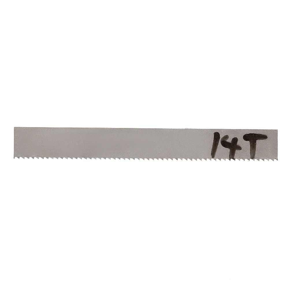 1140 x 13 x 10//14 tpi M42 BIMETAL BLADE FOR ALDI WORKZONE PORTABLE BANDSAW