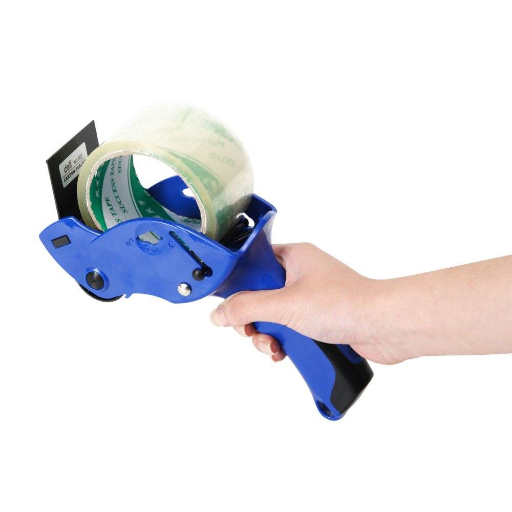 Tape Seat Sealing Device Deli 803 Sealing Machine Tape Cutter Sealing Tape Cutter Packing Machine Tape Dispenser Cartoon Sealer