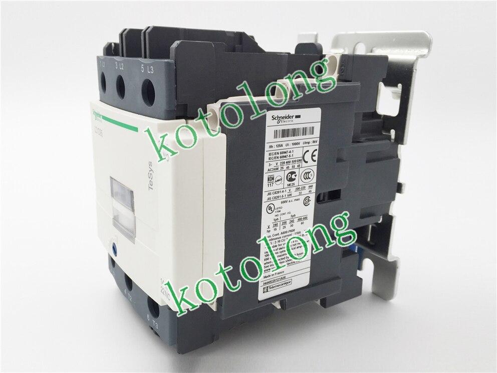 Buy AC Contactor LC1D95 LC1 D95 LC1D95L7 200V LC1D95LE7 208V