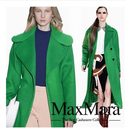 Gem Green Cashmere Fabric Italy Orders Wool Fabric Thicker Coat Cashmere Wool Fabric wholesale cashmere cloth