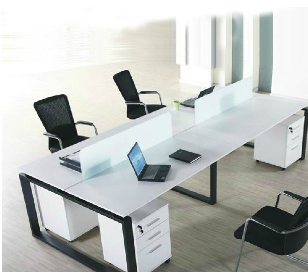 shanghai office furniture stylish minimalist modern wall desk