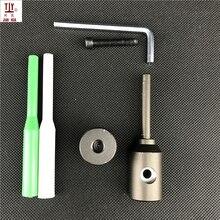 Класс а 7 мм пластиковый сварочный инструмент для ремонта сварочная Форма клей карандаш ремонт PPR термоплавкий стержень пластиковые трубы сварочные детали