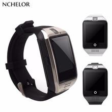 Bluetooth Q18 Fitness Tracker font b Smart b font Watch Smartwatch Relogio Watch Camera for IOS