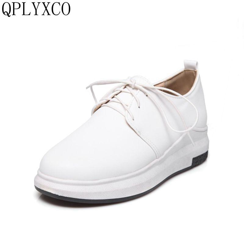 Feminino Noir Tenis 7600 Dentelle Chaussures Casual blanc Femme Mode Qplyxco up Sneakers Grande Automne Printemps 9 43 Plus Femmes 34 Taille PTC7xqHw