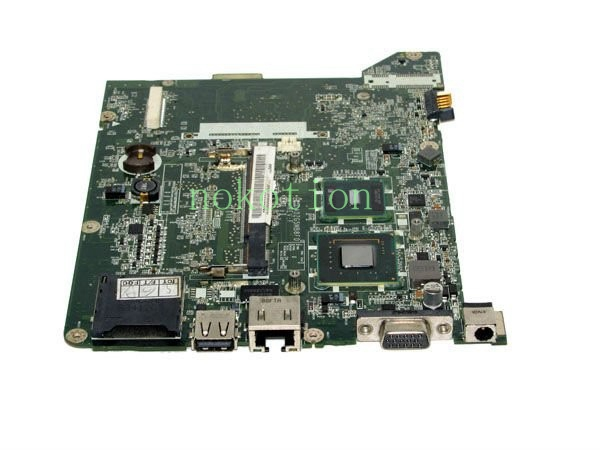 Laptop Motherboard for Acer Aspire ZG5 One A150 Mini laptop CPU Intel N270 Full Tested DA0ZG5MB8F0 Mainboard MB.S0506.001 for msi ms 10371 intel laptop motherboard mainboard fully tested works well