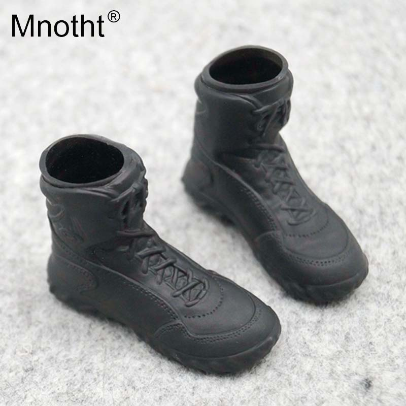 1/6 Scale Male Soldier Hollow Boots Army Combat Shoes For 12in Action Figure Toys Collection m3