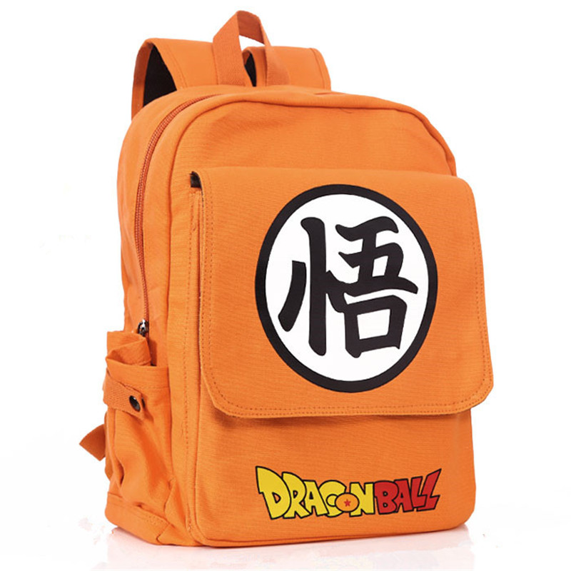 Dragon Ball Z/Zelda Backpacks Boys Girls School Bags Dragon Ball Shoulder Bag For Teenagers Kids  Mochila Daily Backpack spain backpack kids children foot ball star backpacks for boys school bagpack girls youth rucksack student mochila bags