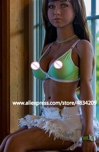 Image 1 - Real muñeca sexual totalmente de silicona 140cm japonés muñecas Sexy para hombres grandes mama culo grande adultos amor muñeca realista anal vaginal oral