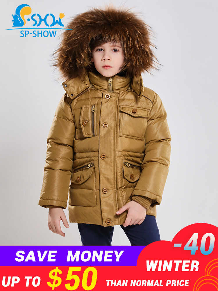 d899612cb Detail Feedback Questions about 2019 Winter Children s Clothing Boy ...