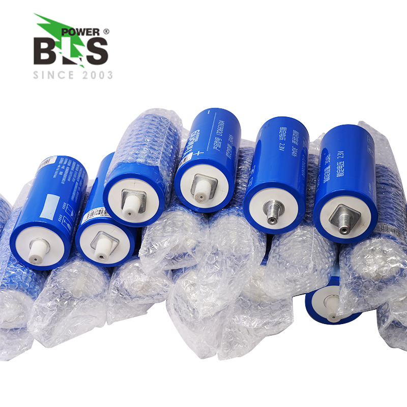 20pcs LTO <font><b>66160</b></font> 2.4v 30Ah Lithium Titanate Battery Cell 2.3v 10C 300A itanate battery for diy 24V 100AH baterie HID light image