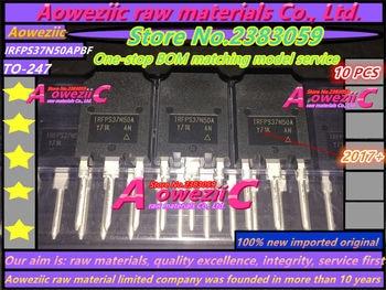 Aoweziic  2017+ 100% new imported original  IRFPS37N50APBF IRFPS37N50A TO-247 Power MOS Tube 500V 36A