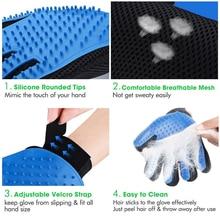 Pet Cleaning Brush Glove