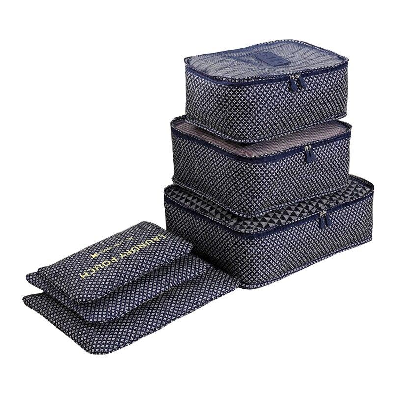 Organisateur de voyage valise Cube