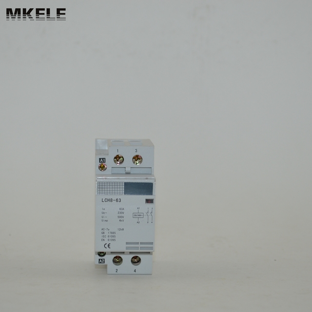 household elevator ac contactor mk hac8 40 40a 2p 2no for protection rh aliexpress com HVAC Contactor Wiring Diagram AC Contactor Wiring Diagram