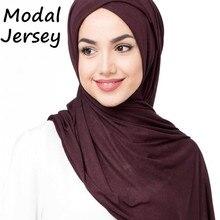 J12 Cao Cấp Chất Liệu 100% Cotton Jersey Hijab Nữ Dài Khăn Choàng Khăn Quàng Khăn Dài Bọc Đầu 180*80Cm 10 cái/lốc