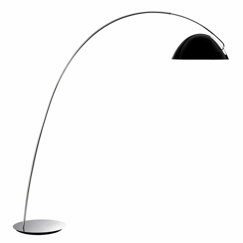 Modern Floor Lamp Stainless steel black color palting lampshade floor lamp Living Room reading bedroom office standing lamp f9 modern touch led standing floor lamp reading for living room bedroom with remote control 12 levels dimmable 3000 6000k black