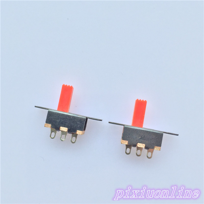 High Quality!2pcs/lot YL284 4mm 8MM Mini 3-Pin Holes Toggle Switches Circuit DIY Modle High Quality On Sale