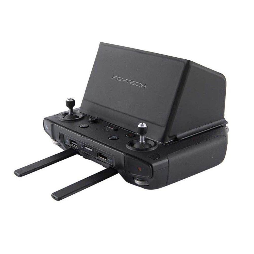 Monitor Cover Remote Control Camera Drones Case Outdoor Smart Controller Detachable Sunshade Hood Accessories For DJI MAVIC2