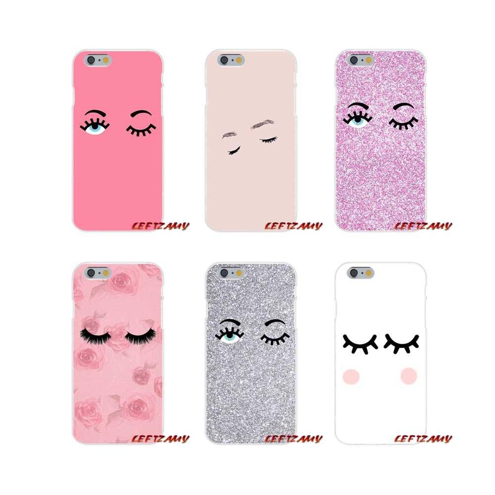 Chiara Ferragni Eyes Accessories Phone Shell Covers For iPhone X XR XS MAX  4 4S 5 5f34d12b635a